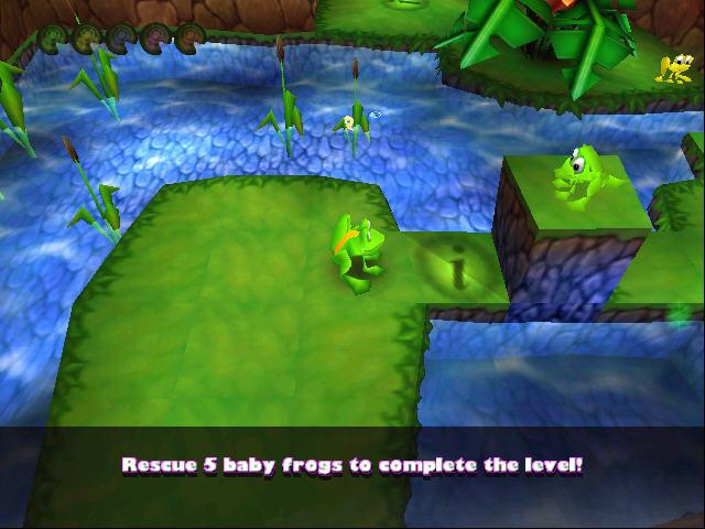 青蛙过河2:沼泽复仇记截图1