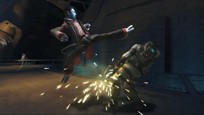 X战警3:官方游戏截图0