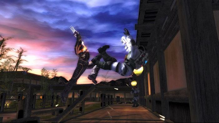 X战警3:官方游戏截图3