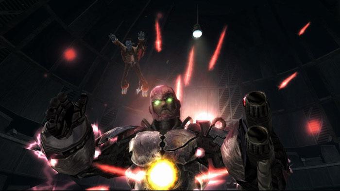 X战警3:官方游戏截图4