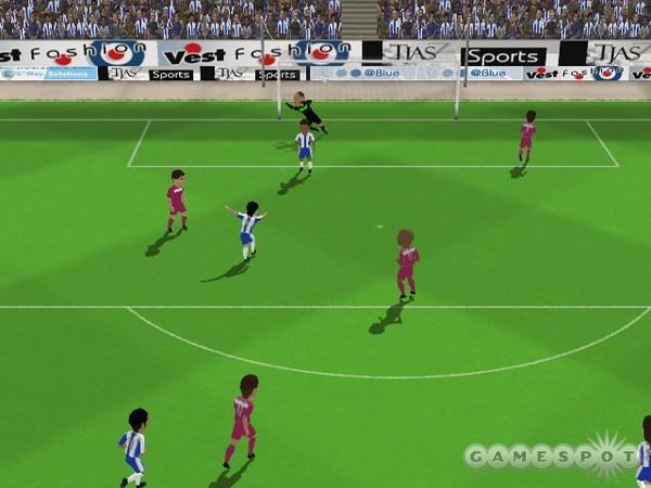 感官足球2006截图0