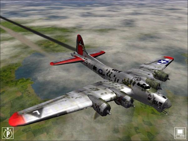 B-17飞行堡垒硬盘版截图0