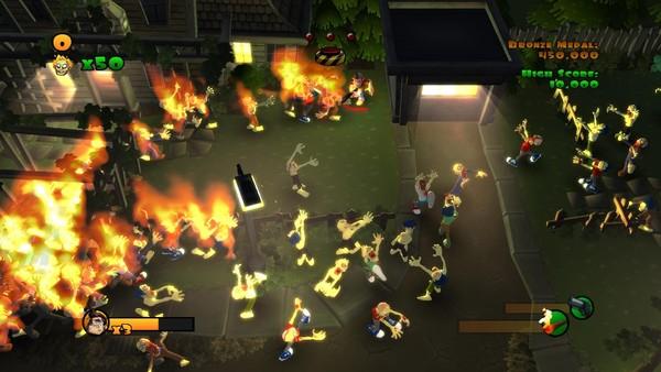 燃烧丧尸截图3
