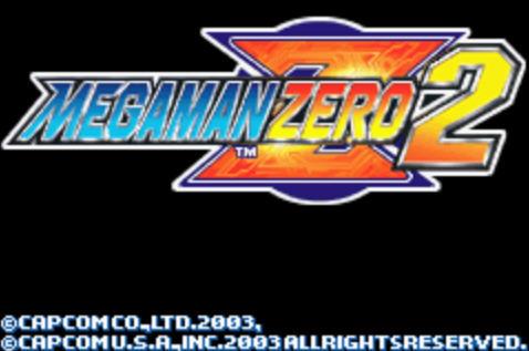 洛克人Zero2硬盘版截图0