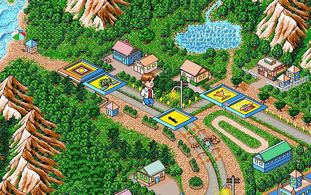 麻将情趣屋2(集成DOS模拟器)硬盘版截图2
