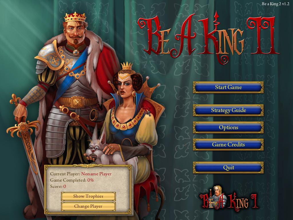 王者之路2(Be A King 2)硬盘版截图0