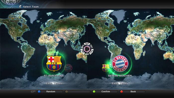 实况足球2011免安装汉化版截图1