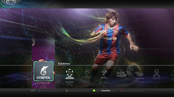 实况足球2011免安装汉化版截图2