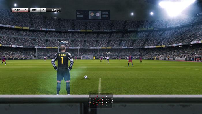 实况足球2011免安装汉化版截图3