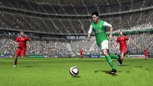 FIFA世界足球11试玩版截图0