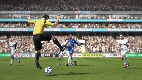 FIFA世界足球11试玩版截图1