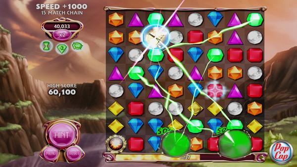 宝石迷阵4:闪电战(Bejeweled Blitz)硬盘版截图0