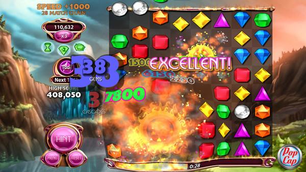 宝石迷阵4:闪电战(Bejeweled Blitz)硬盘版截图2
