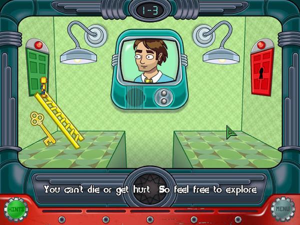 解谜机器人截图2