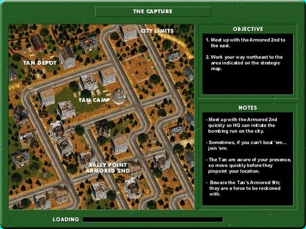 玩具兵大战5:世界大战截图0