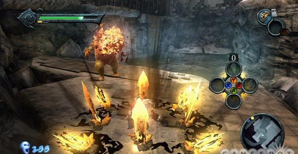 暗黑血统:战神之怒截图5
