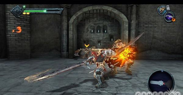 暗黑血统:战神之怒截图6