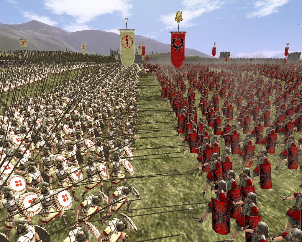 罗马:全面战争完整中文版截图1