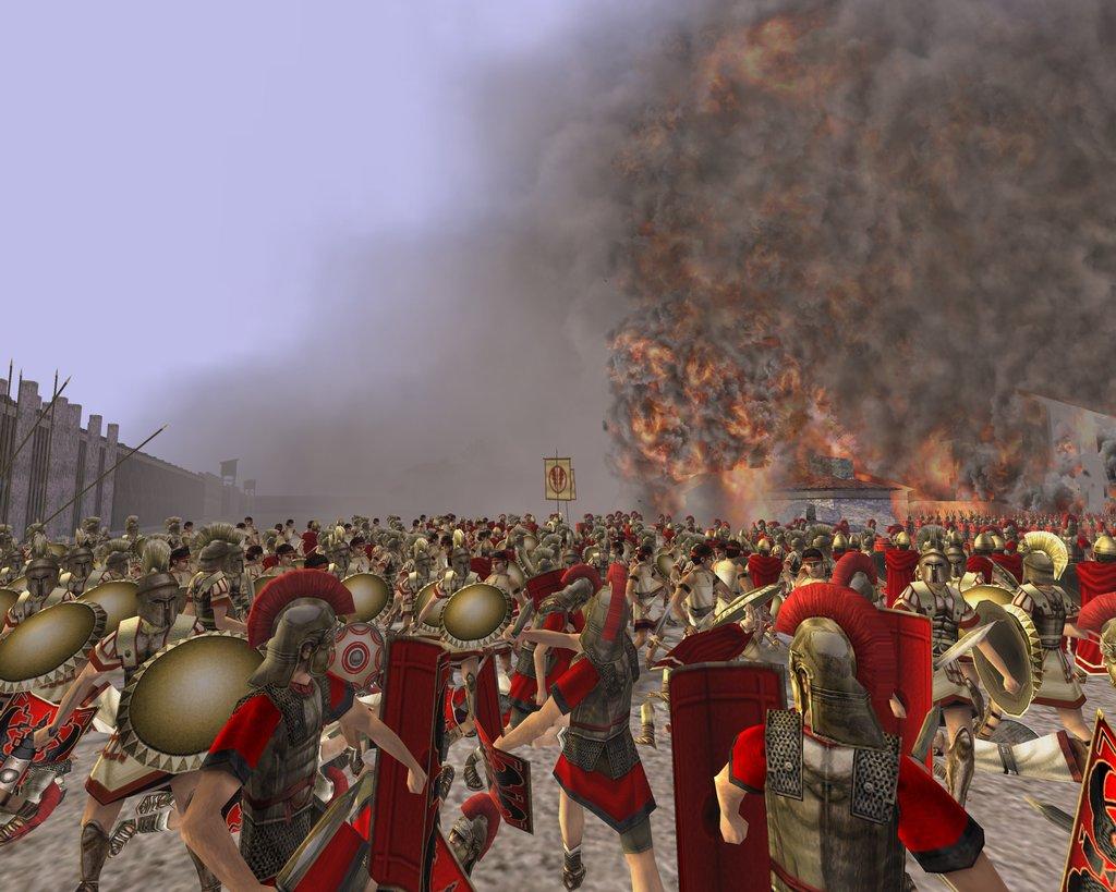 罗马:全面战争完整中文版截图2