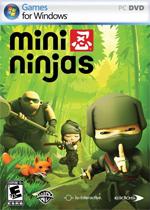 迷你忍者(Mini Ninjas)中文硬�P版