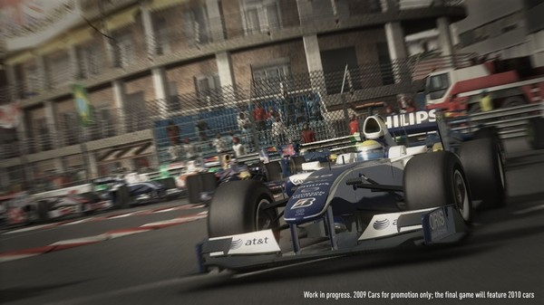 一级方程式赛车2010(F1 2010)中文硬盘版截图0