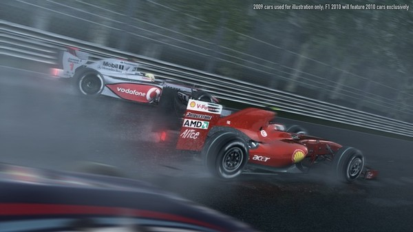 一级方程式赛车2010(F1 2010)中文硬盘版截图3