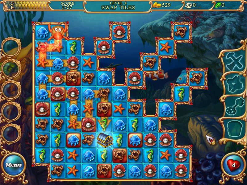 深海奇迹3:亚特兰蒂斯探险截图1