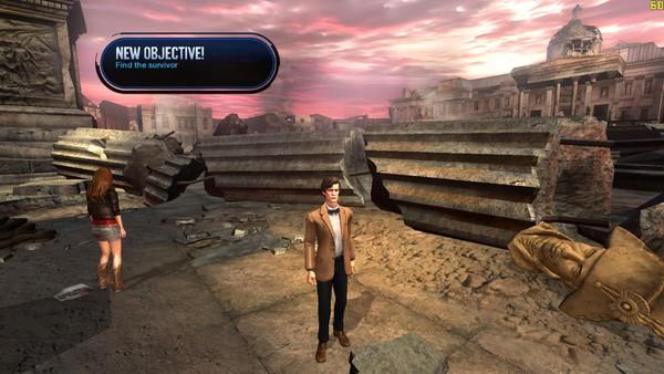 神秘博士:达雷克斯之城截图1