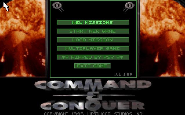 命令与征服集成DOS模拟器截图0