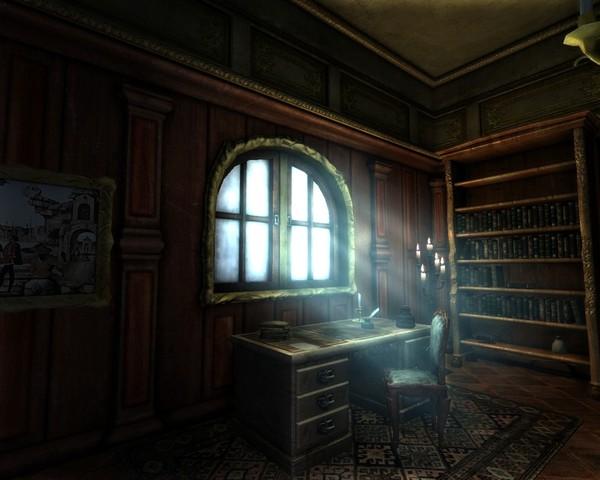 失忆症:黑暗后裔(Amnesia: The Dark Descent)中文硬盘版截图0