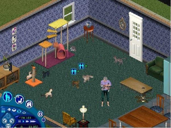 模拟人生 家有宠物(The Sims Unleashed)中文硬盘版截图2
