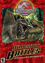 侏罗纪公园之恐龙战场
