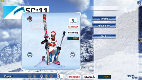 滑雪挑战2011(Ski Challenge 2011)英文硬盘版截图4