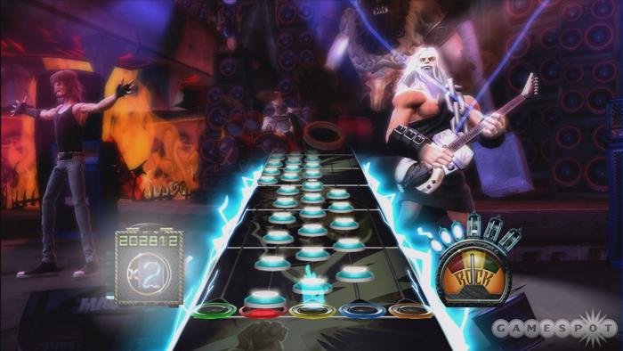 吉他英雄3:摇滚传奇截图1