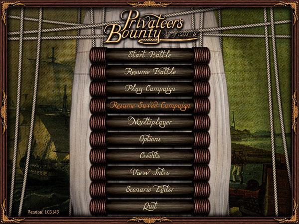 航海世纪2:私掠者(Age of Sail II: Privateer's Bounty)英文硬盘版截图1