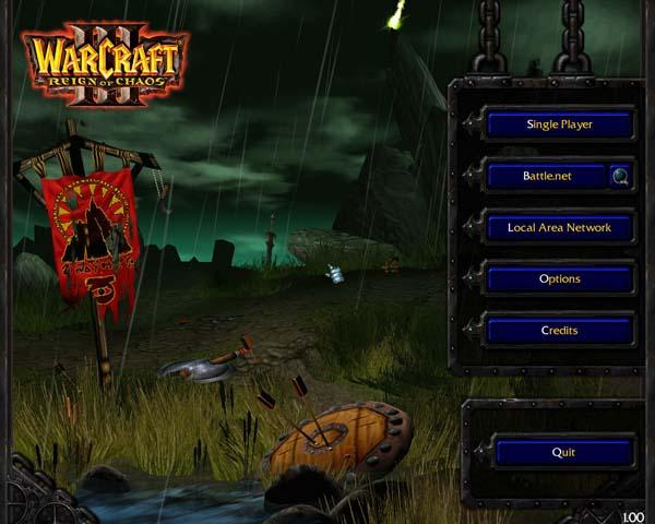 魔兽争霸3:混乱之治(Warcraft 3: Reign of Chaos)英文硬盘版截图0