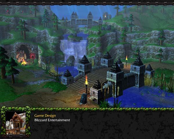 魔兽争霸3:混乱之治(Warcraft 3: Reign of Chaos)英文硬盘版截图1