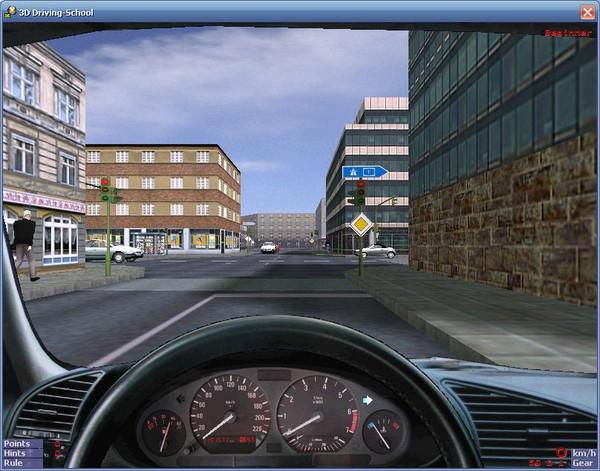 3D驾驶学校(3D Driving School)英文硬盘版截图0