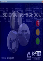 3D驾驶学校(3D Driving School)英文硬盘版