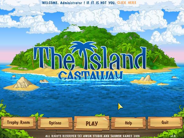 孤岛余生(the island: castaway)英文硬盘版