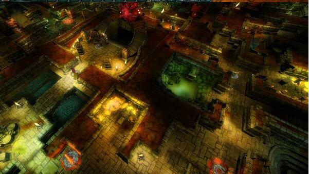 地下城(Dungeons)中文硬盘版截图1