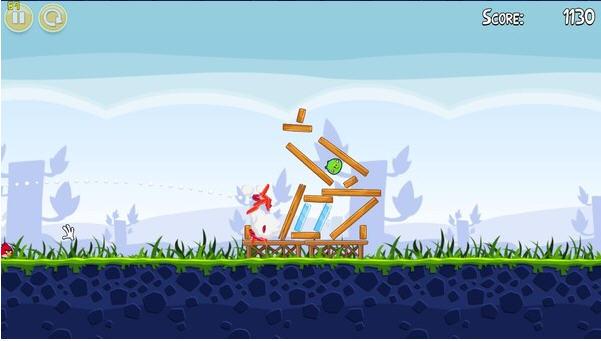 愤怒的小鸟(Angry Birds)简体中文硬盘版截图2