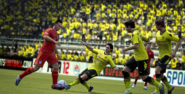 FIFA 12中文免安装硬盘版截图0