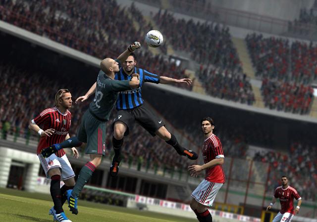 FIFA 12中文免安装硬盘版截图4