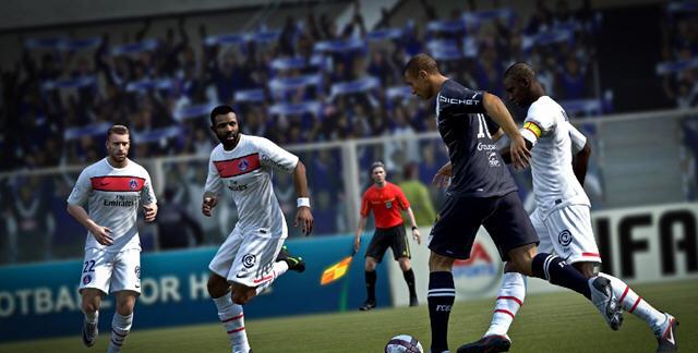 FIFA 12中文免安装硬盘版截图3