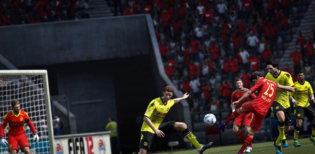 FIFA 12中文免安装硬盘版截图5