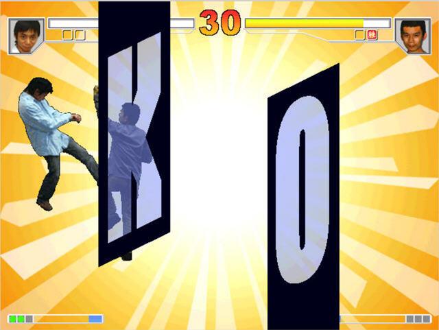 街头霸王东东不死传说(Street Fighter)中文硬盘版截图6