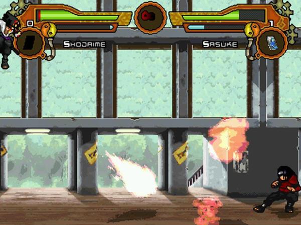 火影格斗MUGEN(Aka Kage Royal)完整硬盘版截图3