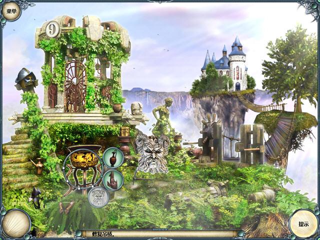 水晶传送门之谜2: 天边外(Mystery of the Crystal Portal 2: Beyond the Horizon)中文硬盘版截图4
