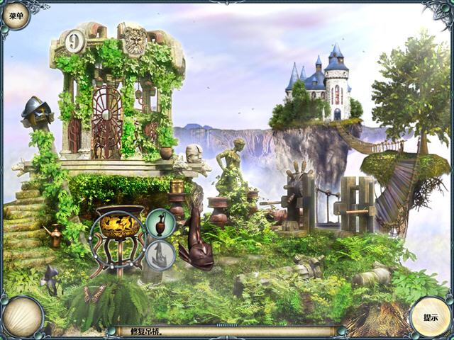 水晶传送门之谜2: 天边外(Mystery of the Crystal Portal 2: Beyond the Horizon)中文硬盘版截图5